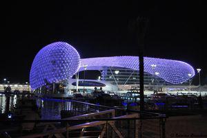 Dimanche 14 Novembre : GP d'Abu Dhabi