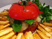 burger sain gourmand