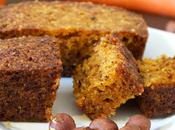 Carrot cake noisettes,
