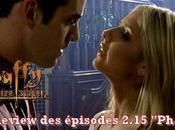 "Buffy, Vampire-Slayer review épisodes 2.15 ""Phases"" 2.16 ""Bewitched, Bothered Bewildered"""