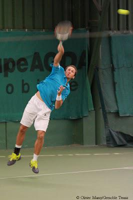 Interclubs 1ère division (1ère journée) Colomiers US Tennis Club – Grenoble Tennis 5-1