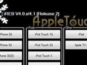 iREB 4.0.x/4.1 disponible téléchargement