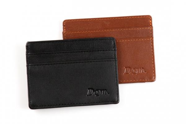 DQM – F/W 2010 – LEATHER CARD WALLET
