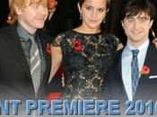 Livestream Harry Potter Première New-York
