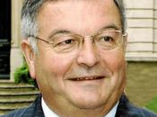 Michel Mercier nommé Ministre Justice, Garde Sceaux
