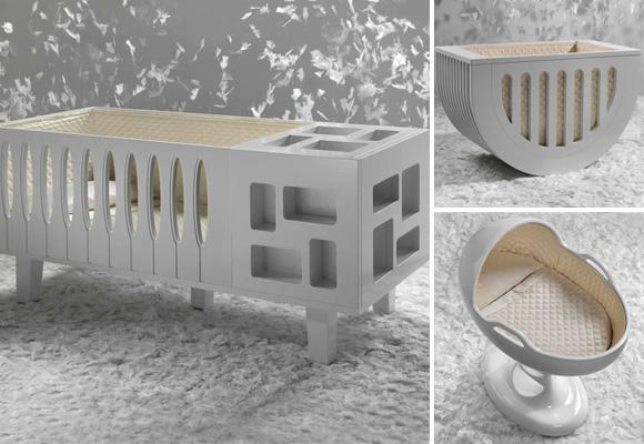 BABY SUOMMO // luxury cots & design products for babies and kids