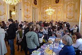 Histoire de Lire, le salon du livre d'histoire, à Versailles,  ce week end