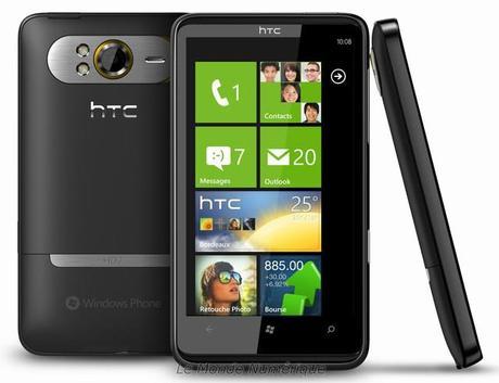 Le Galaxy Tab et le Windows Phone 7 HTC HD7 débarquent chez Virgin Mobile