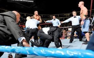La tension monte avant les Survivor Series