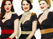 Puppini Sisters trio glamour rétro