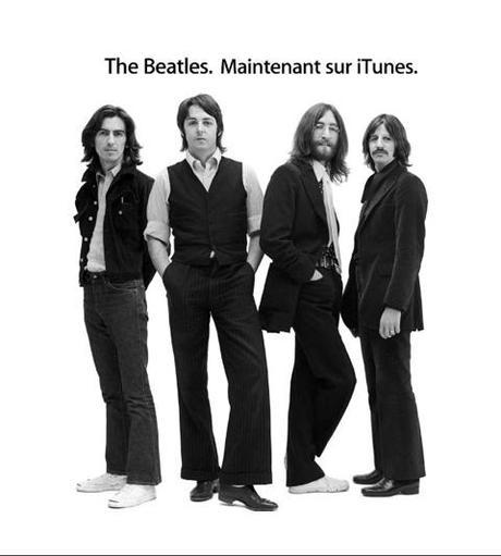 [iTunes] Seule Nouveauté, les Beatles ..