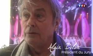 Alain Delon - Miss France 2011