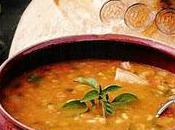 Soupe légumes pistou