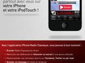 Radio classique: l'application phone enfin