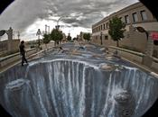 Julian Beever trottoirs trompe-l'oeil