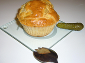 recette Muffins Roquefort, oignons pignons pins