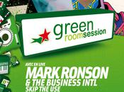 Green Room Session Mark Ronson