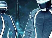 TRON EVOLUTION tubes Daft Punk