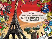 premier Salon bande dessinée africaine francophone, bientôt, Paris.