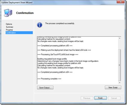 MDT 2010 : Fix error 87 - DISM /set-targetfile Failed - À Lire