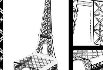 Suivez Nous Sur Twitter Et Gagnez Une Chaise Tour Eiffel