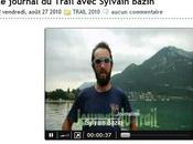 journal trail ligne Mont-Blanc