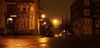 La nuit (La Traversée)