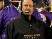 Brad Childress congédié Vikings
