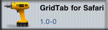 Nouvel utilitaire Cydia : GridTab for Safari 1.0-0