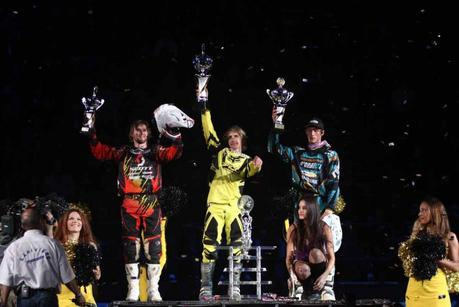 Barcia King of Bercy !