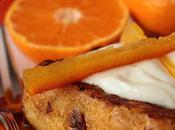 Panettone comme pain perdu, marmelade clémentines Patrice Demers