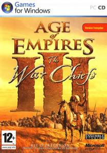 age of empire the war chiefs