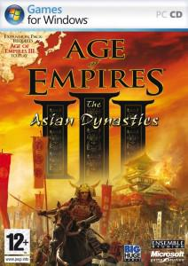 age of empire the asian dynasties