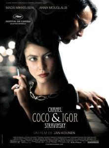 [Critique DVD] Coco Chanel et Igor Stravinsky