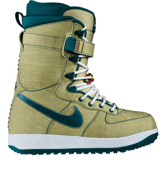 nike boots zoom force hemp space blue 334841 200 Nouvel arrivage Nike Snowboarding Boots