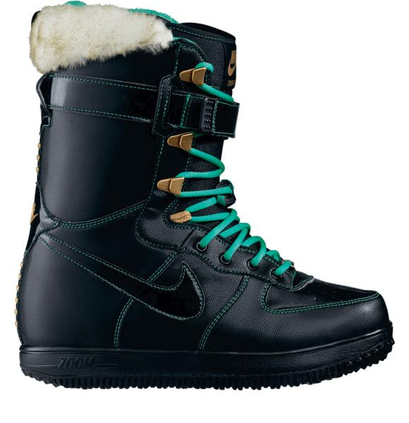 nike women zoom force black retro Nouvel arrivage Nike Snowboarding Boots