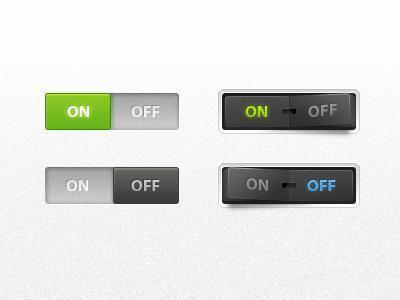 Les détails dans le webdesign #2 - 30 boutons et 80 ressources