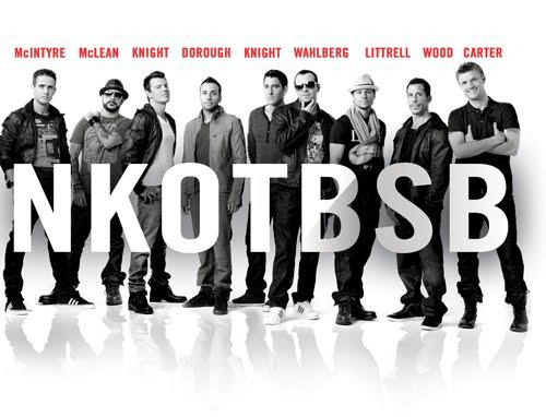 New Kids on the Block et les Backstreet Boys bientôt au Centre Bell