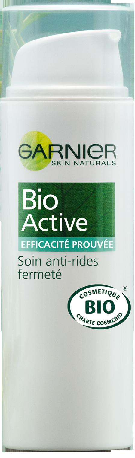 La nouvelle gamme de chez GARNIER : le bio active !!