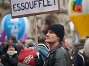 Rassemblement contre réforme retraites, Novembre, Paris.