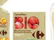 Carrefour change Packaging produits