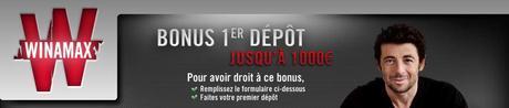 winamax bonus 1er depot Bonus Poker: Comment sy retrouver?