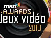 Awards Jeux Vidéo 2010 votez revotez