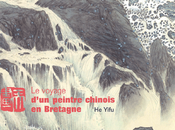 Scriptorial d'Avranches exposition oeuvres peintre Yifu.