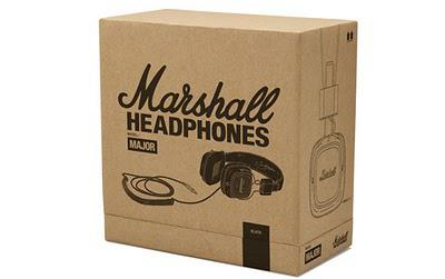 MARSHALL HEADPHONES !