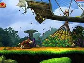 Donkey Kong Country Returns premières minutes
