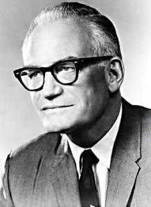 Barry Goldwater, Mr Conservateur