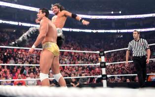 John Morrison en finale de King of the Ring 2010 grâce à Rey Mysterio