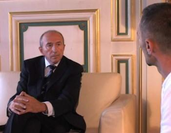 Gerard Collomb, maire de Lyon en faveur du Mariage Gay - gayvox