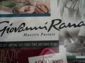 Tortellini gorgonzola noix Giovanni Rana